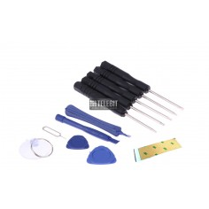 Kit básico 12 ferramentas...