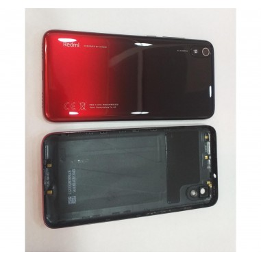 Back cover or battery cover red by...