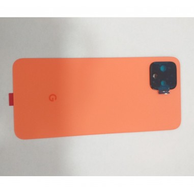 Back cover or battery cover orange by...