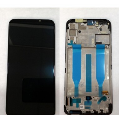 Display LCD by Meizu 16T with black...