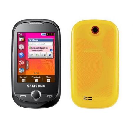 Samsung Galaxy Corby S3650