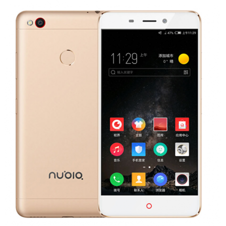 ZTE Nubia N1 NX541