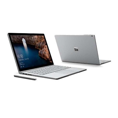 Microsoft Surface Book 1 e 2
